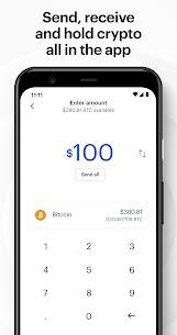 Coinbase – Buy & Sell Bitcoin. Crypto Wallet 7