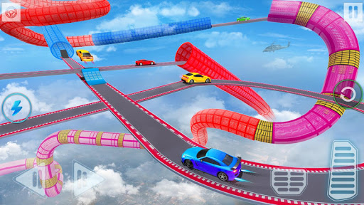 Mega Ramp Car Racing Stunts Game 2020 - Free Games 1.0.02 screenshots 1