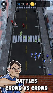 Street Battle Simulator – autobattler offline game 1