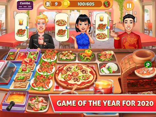 Kitchen Craze: Free Cooking Games & kitchen Game  Screenshots 11