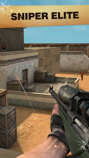 Critical Strike CS : Sniper Shooting 1.0.10 screenshots 8