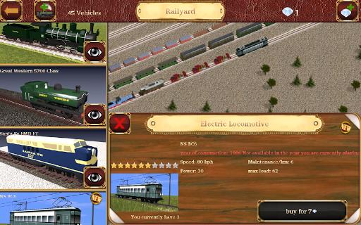 Railroad Manager 3  screenshots 15