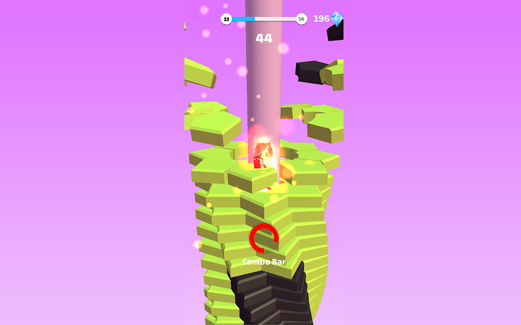 Helix Stack Jump: Fun & Free Addicting Ball Puzzle poster 7