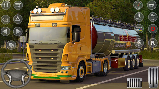 Oil Tanker Transport Game: Free Simulation 1.0.1 Screenshots 8