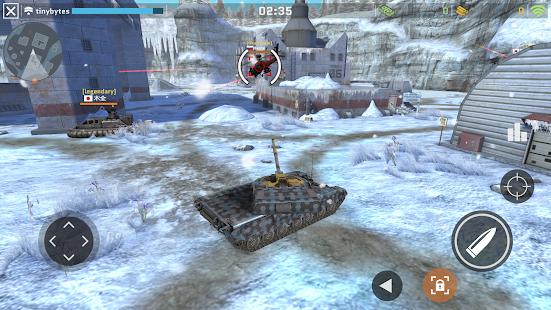 Massive Warfare: Helicopter vs Tank Battles Mod Apk