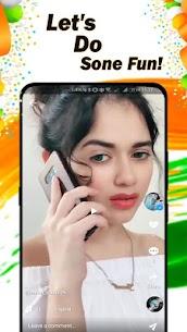Snake Video – Moj Masti josh App Made In India 3