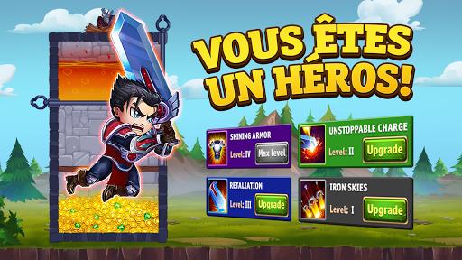 Hero Wars APK MOD – Monnaie Illimitées (Astuce) screenshots hack proof 1