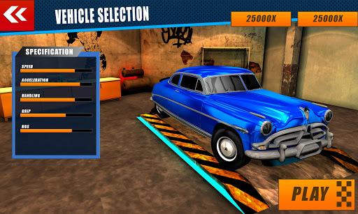 Classic Car Games 2021: Car Parking 1.0.18 Screenshots 6