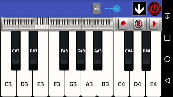 Piano 2.0.28 APK screenshots 12
