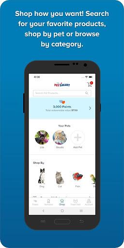 PetSmart screenshots 1