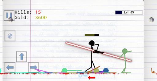 Stickman Physics Battle Arena  screenshots 14