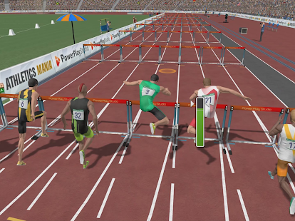 Athletics Mania: Track & Field Summer Sports Game Screenshot