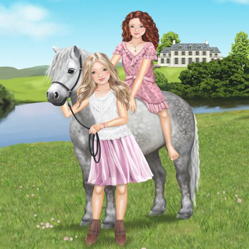 Póni és lovas öltözködés app!