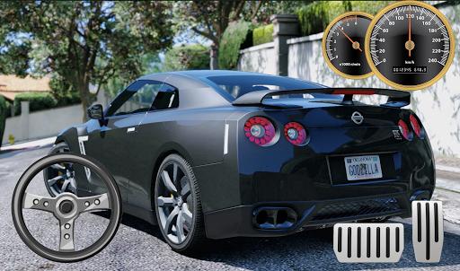 Drive & Parking Nissan GT-R City apk 5.3 screenshots 3