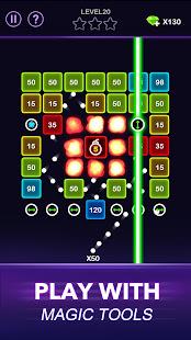 Bricks Block Crusher - Balls Breaker Arcade Games