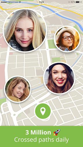 spotted - meet, chat, date screenshot 1