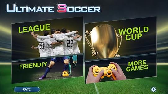 Ultimate Soccer – Football Apk Download 3