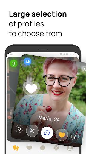 Dating for serious relationships - Evermatch apktram screenshots 6