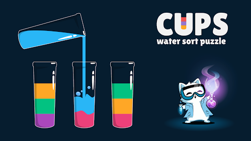 Cups - Water Sort Puzzle 1.10.17 screenshots 6
