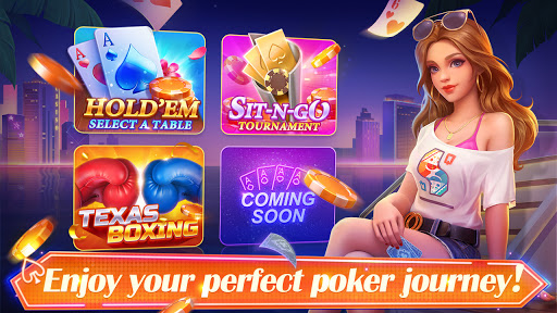 Poker Journey-Texas Hold'em Free Game Online Card  screenshots 11
