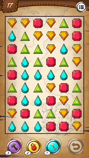 Jewels and gems - match jewels puzzle 1.3.0 screenshots 11
