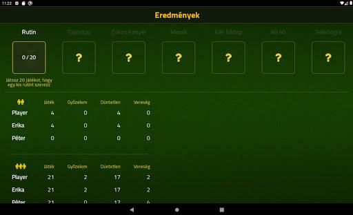 Zsirozas - Fat card game 6.0 screenshots 9