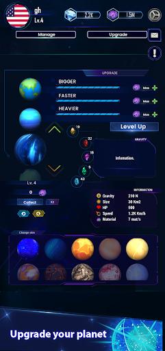 Universe Master - Break The Earth 5.0.3 screenshots 2