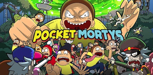 Rick and Morty: Pocket Mortys .APK Preview 0
