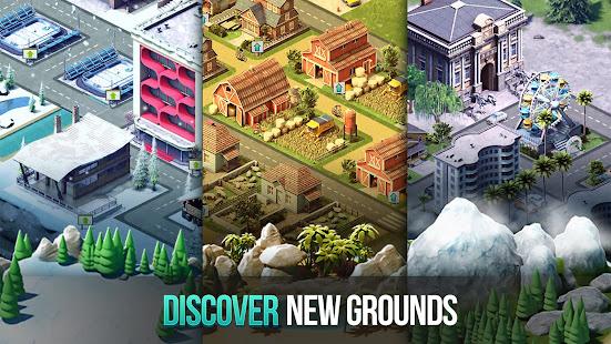 City Island 4- Simulation Town: Expand the Skyline screenshots 5