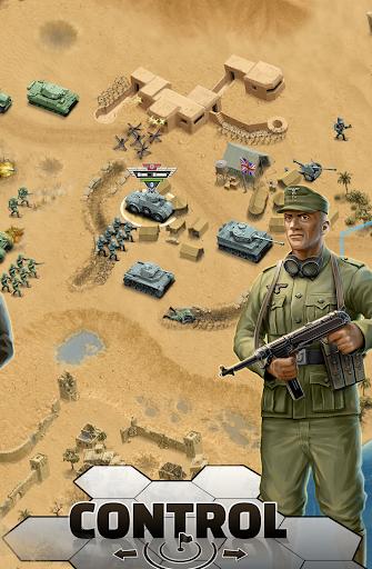 1943 Deadly Desert - a WW2 Strategy War Game 1.3.2 Screenshots 5