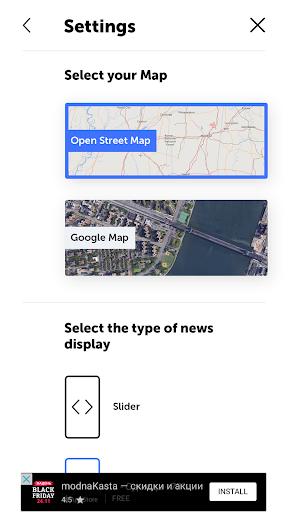 Liveuamap 2.7.7 Screenshots 2