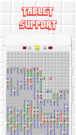 Minesweeper for Android - Free Mines Landmine Game  screenshots 9