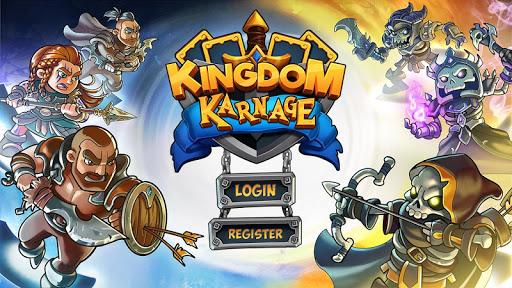 Kingdom Karnage Apkfinish screenshots 1