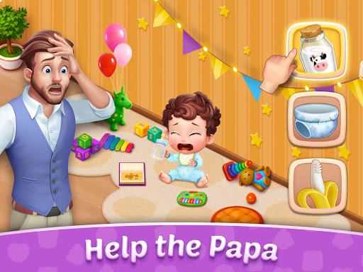 Baby Manor: Baby Raising Simulation & Home Design apkpoly screenshots 8