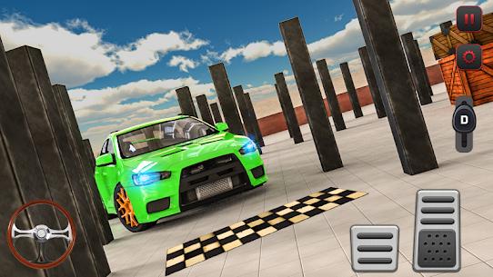 Otopark 3D: Araba Sürüş Video Full Apk İndir 3
