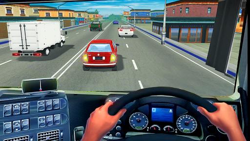 In Truck Highway Rush Racing Free Offline Games apkpoly screenshots 8