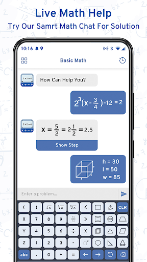 Math Scanner By Photo - Solve My Math Problem android2mod screenshots 2