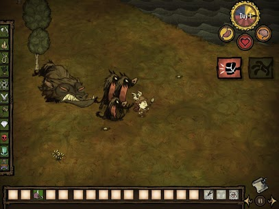 Don't Starve: Pocket Edition (MOD, Unlocked All Characters) 4