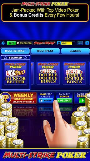 Multi-Strike Video Poker | Multi-Play Video Poker apkmr screenshots 3