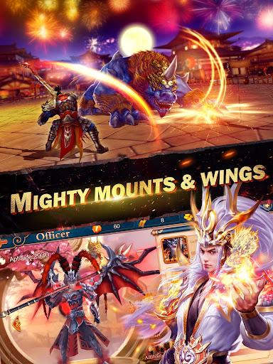 Dynasty Legends: True Hero Rises from Chaos Apkfinish screenshots 17
