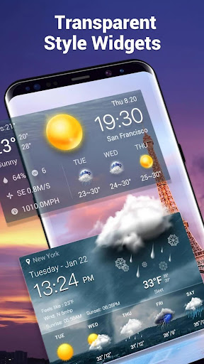 Amber Weather&Radar Free 4.7.0 Screenshots 6