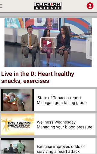 ClickOnDetroit WDIV Local 4 android2mod screenshots 4