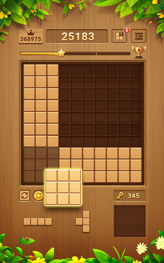 Wood Block Puzzle - Free Classic Block Puzzle Game 2.1.0 screenshots 16