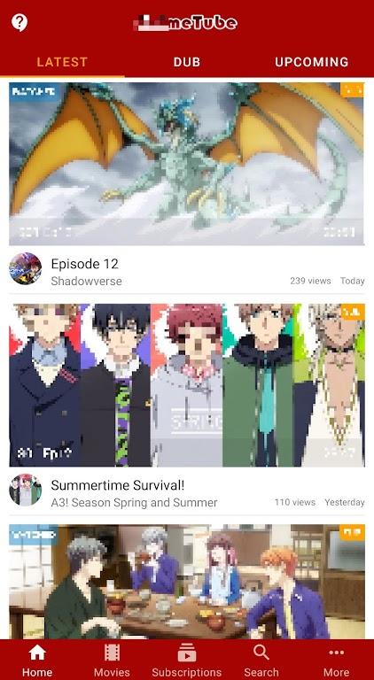 AnimeFanz Tube - Best Anime App  poster 1