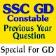 SSC GD Previous Years Solved Question papers para PC Windows