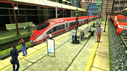 Train Simulator - Free Games 153.6 screenshots 17