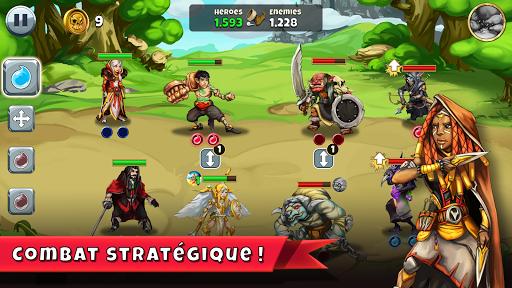 Télécharger Ironwatch : Combat/RPG mod apk screenshots 1