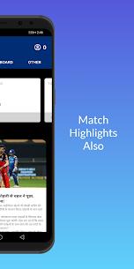 Bluestar Cricket MOD APK (All Live Match Unlocked) Download 5