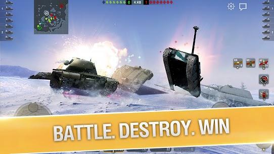 World Of Tanks Blitz Apk Mod , World Of Tanks Blitz Apk Data , New 2021* 4