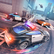 Police Car Chase 3D: Highway Drift Racing
